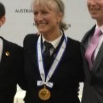Best Sommelier of the Americas 2012 Véronique Rivest