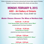 SIMPLY ITALIAN AMERICAS TOUR 2015