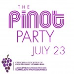 Pinot Party - In Celebration of CAPS 30th Anniversary