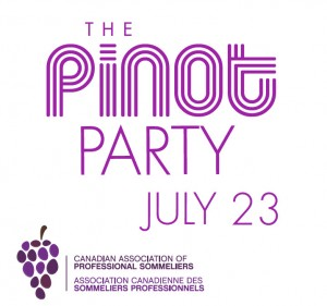 Pinot Party July 23